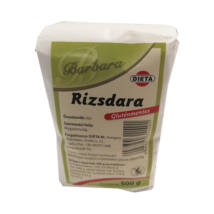 Barbara gluténmentes rizsdara 500g