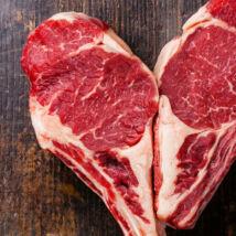Marha érlelt magyar ribeye steak 1kg