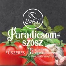Szafi FREE Paradicsom szósz 290g fűszeres