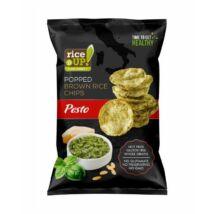 Rice Up Barna Rizs Chips Pestos 60g