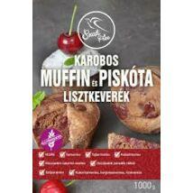 Szafi Free - Karobos Muffin és Piskóta liszt 1000 g