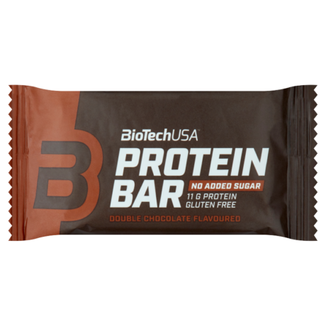 BioTechUSA Protein Bar 35g dupla csokoládé