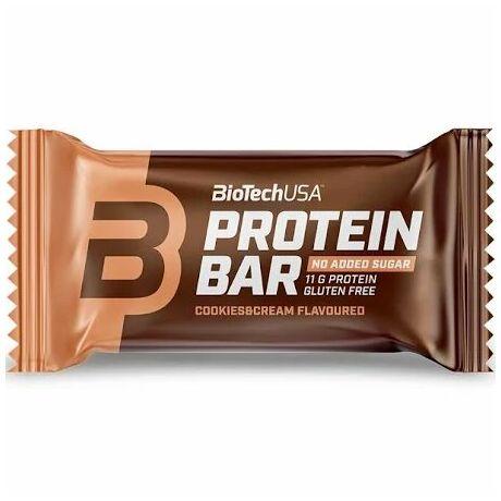 BioTechUSA Protein Bar 35g sütikrém