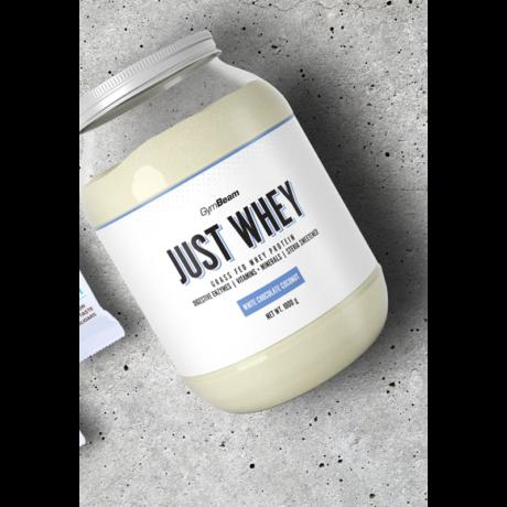 Just Whey fehérje 1000g sós karamell- GymBeam