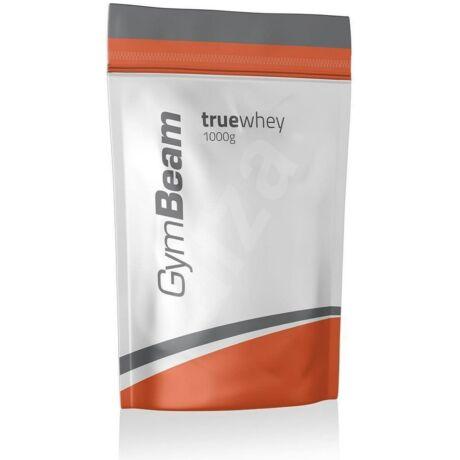GymBeam True Whey fehérje 1000g chocolate cherry