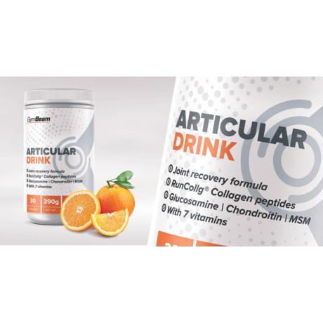 Articular Drink ízületvédő 390g narancs