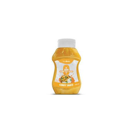 Curry sauce kalóriamentes 350ml - GymBeam
