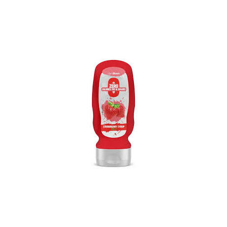 GymBeam Kalóriamentes szirup 320 ml strawberry