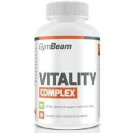 Gymbeam Vitality Complex multivitamin 60 tabletta