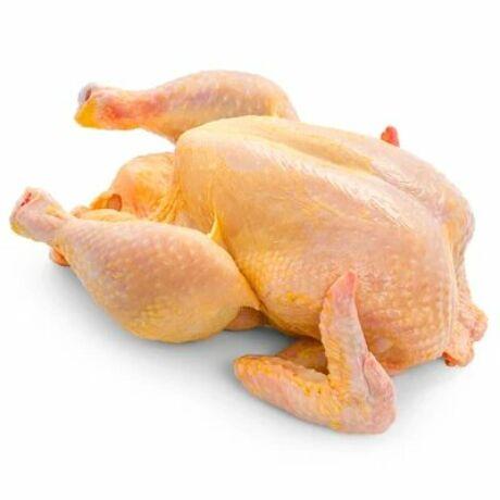 Tanyasi egész csirke
