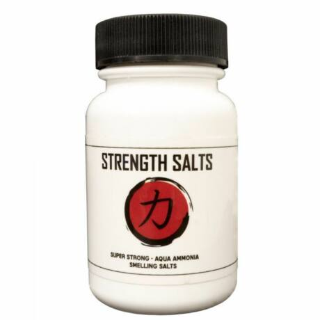 STRENGTH SALTS (SMELLING SALTS) ammónia (Strengthshop)