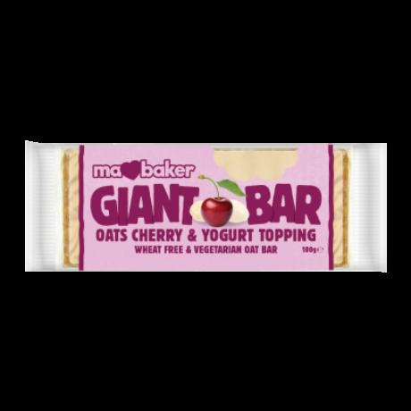 Ma baker zabszelet joghurt-cseresznye 100g