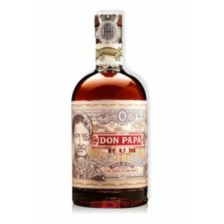 Don Papa Rum 0,7l 40% DD  (+pohár)