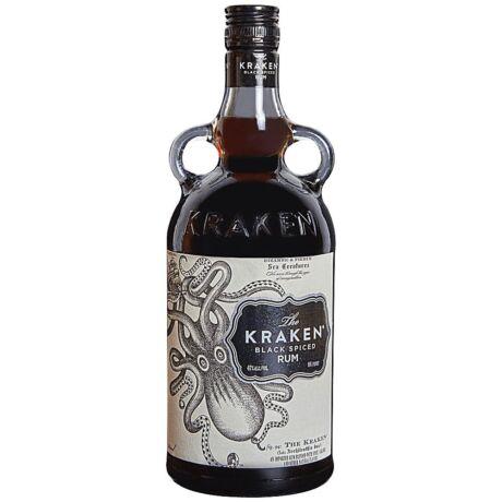 Kraken Black Spiced Rum [0,7L|40%]