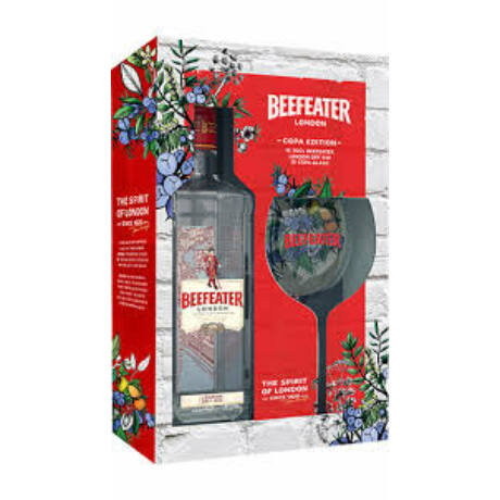 Beefeater Gin (DD+Pohár) [0,7L 40%]
