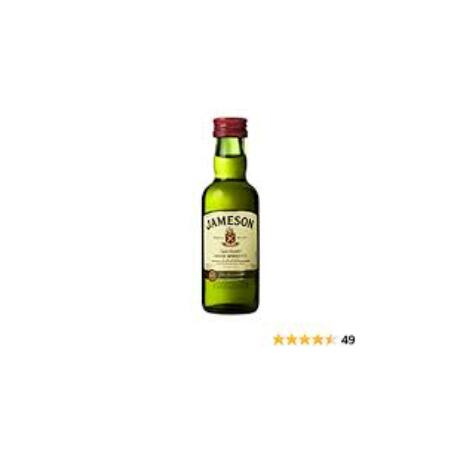 Jameson Whiskey Mini [0,05L|40%]
