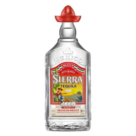 Sierra Silver Tequila [1L 38%]