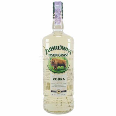Zubrowka Vodka Bison Grass [1L|37,5%]
