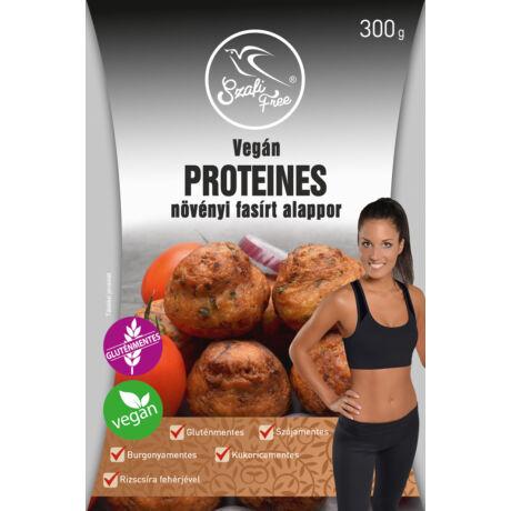 Szafi Free Vegán Proteines Növényi Fasírt Alappor (Gluténmentes, Szójamentes) 300 g