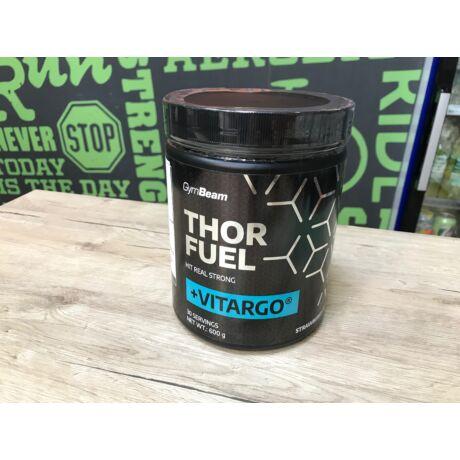 Thor Fuel + Vitargo edzés előtti serkentő 600 g - GymBeam Mango-Maracuja