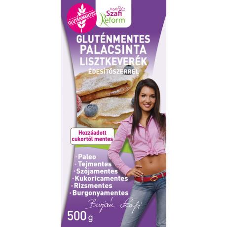 Szafi Reform gluténmentes palacsinta lisztkeverék  500g