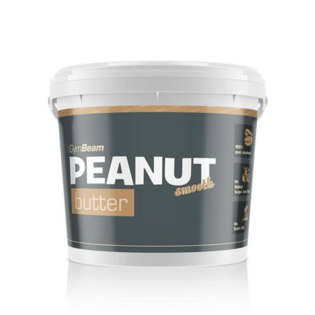 GymBeam 100% Mogyoróvaj 900g crunchy