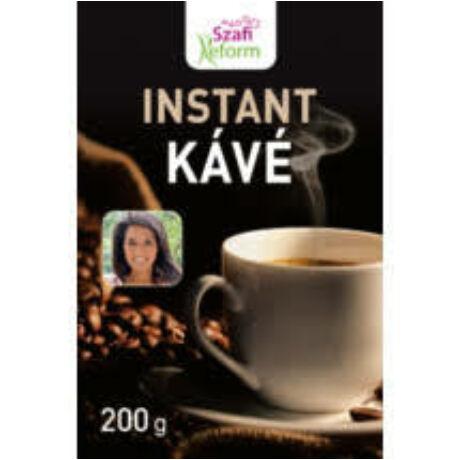 Szafi Fitt - Instant kávé 200 g